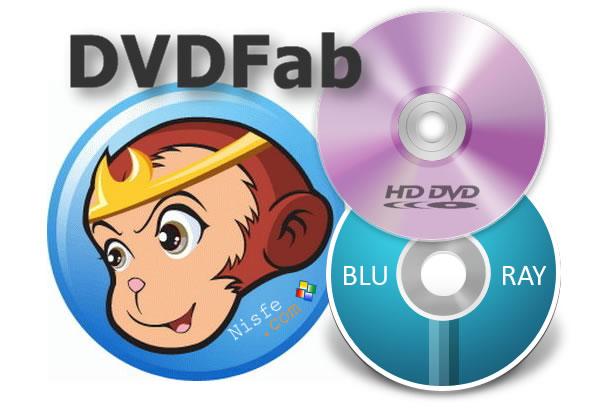 Elimina las protecciones anticopia de un DVD o Blu-Ray con DVDFab