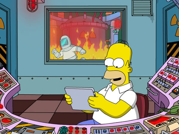 The Siimpsons: Tapped Out juego de los Simpsons gratuito para el iPhone