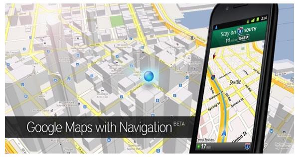 Google Maps 6.3.0 la versión para Android se actualiza