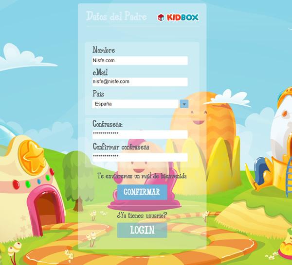 KidBox te ayuda a proteger a los más pequeños mientras navegan por Internet