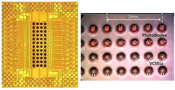 Holey Optochip, microchip de IBM que transfiere un billón de bits por segundo