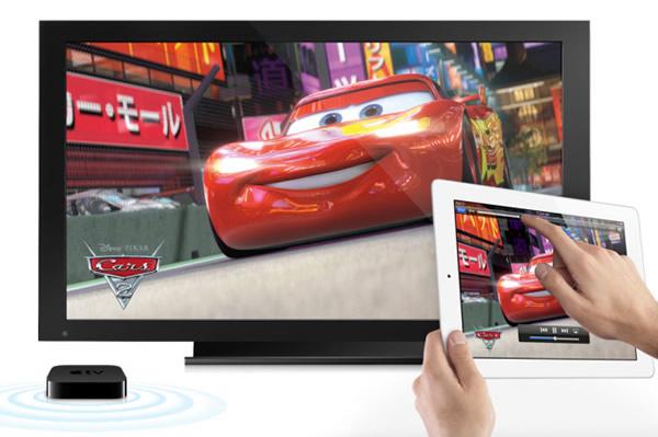 Apple TV 3G y el iPad 3