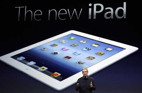 iPad. Apple presenta el nuevo iPad, fecha de lanzamiento 16 de marzo