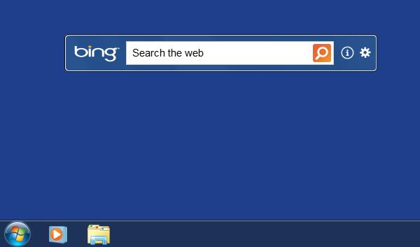 Bing Desktop cambiar el fondo de escritorio todos los dias