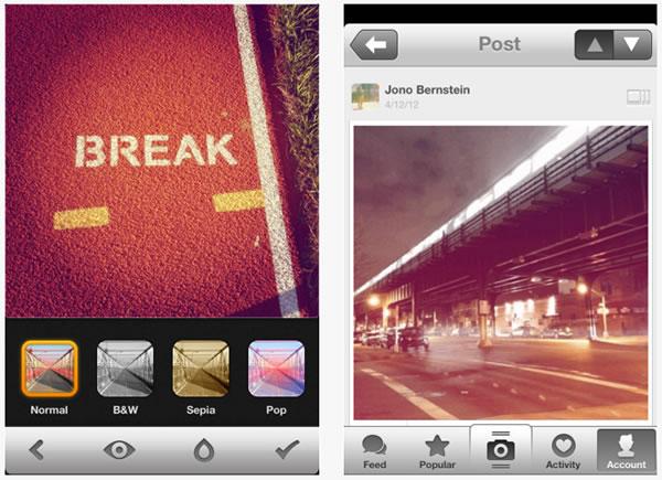 Gifture para iPhone, captura varias imágenes en forma de GIF animado