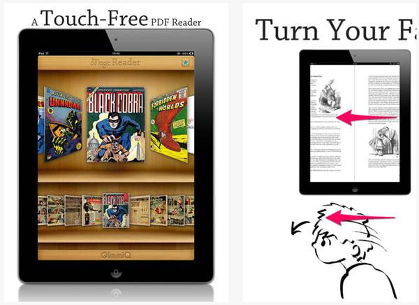 MagicReader, excelente lector de PDF para tu iPad