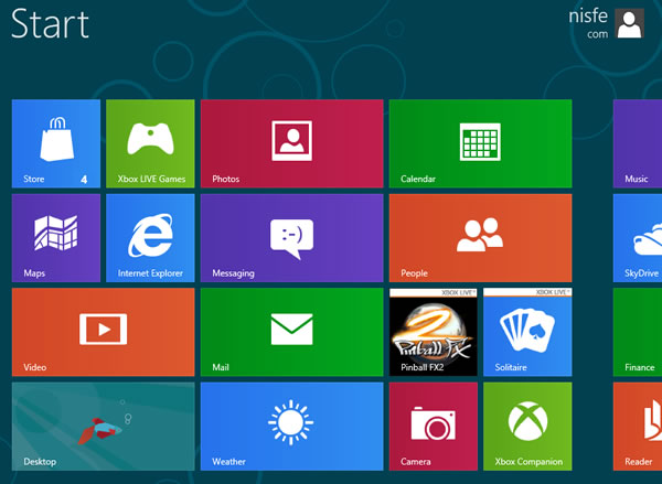 Las tres versiones de Windows 8 serán: Windows 8, Pro y RT