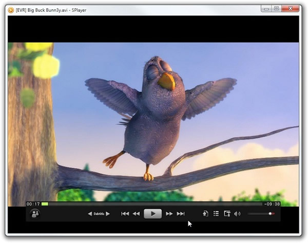 SPlayer, reproductor de audio y video de código abierto