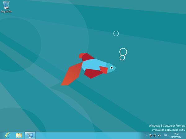 Las tres versiones de Windows 8 serán: Windows 8, Pro y RT