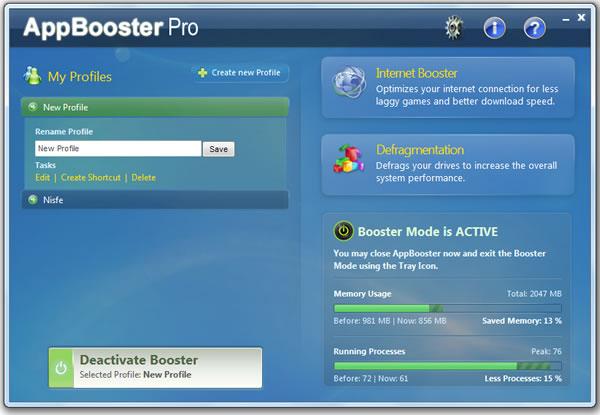 AppBooster Pro 2.0, clave de licencia gratuita para activar el programa [PROMO]