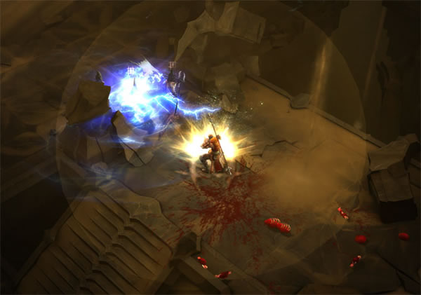 Varias cuentas Hackeadas de Diablo 3