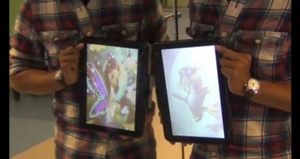 Microsoft Research desarrolla tecnología para ver dos imágenes en la misma pantalla LCD