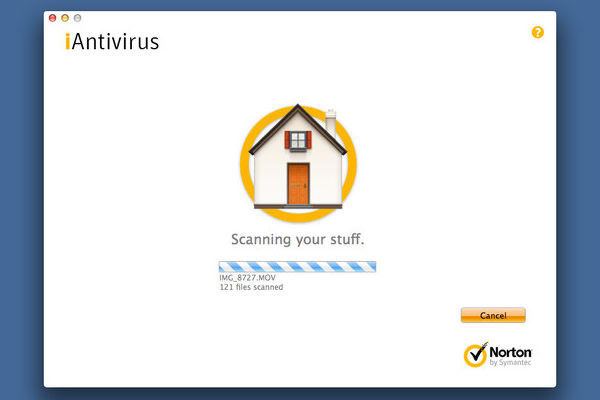 iAntivirus, antivirus gratuito de Symantec para los sistemas Mac