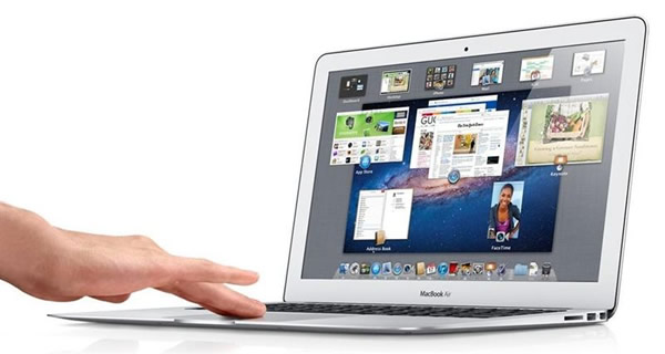 Apple lanzara un Ultrabook MacBook Air para competir con sus rivales