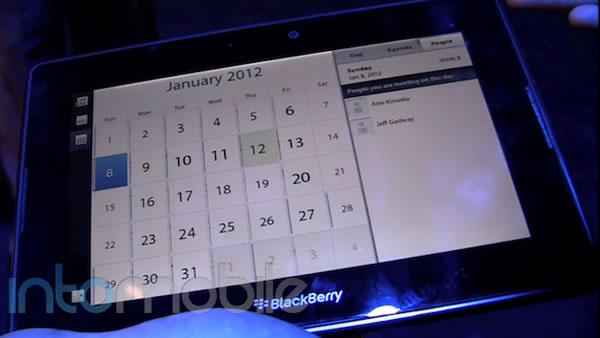 Emulador de iOS que ejecuta aplicaciones en la Blackberry PlayBook