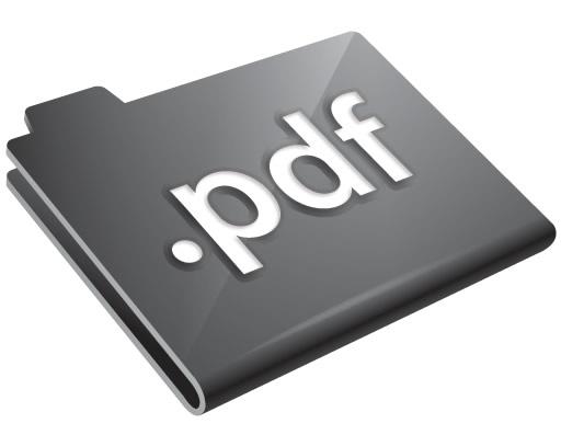 Quitar la restricción a un PDF