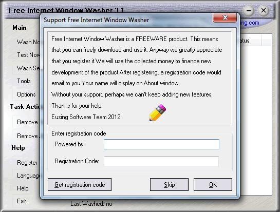 Windows Washer, limpia tu ordenador para que vaya más rápido