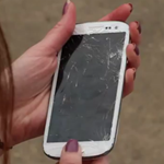 Primeras pruebas de resistencia a caídas entre el Samsung Galaxy SIII y el iPhone 4S