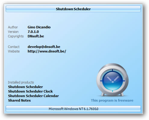 Shutdown Scheduler, automatizar el apagado de Windows