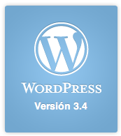 WordPress 3.4 disponible, ya puedes actualizar tu blog