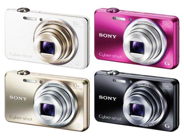 Sony Anuncia una cámara compacta de 2 cm de espesor