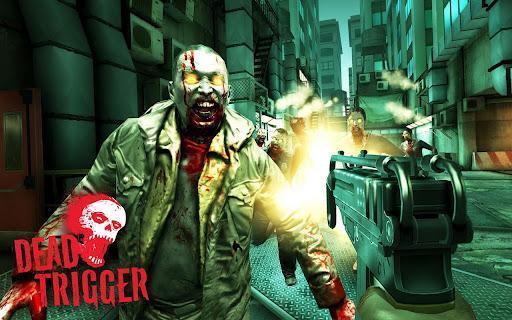 Debido a la piratería del juego de MadFinger Dead Trigger para Android se vuelve gratis