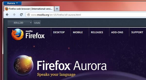 Las extensiones de Firefox 15 van a consumirían menos memoria