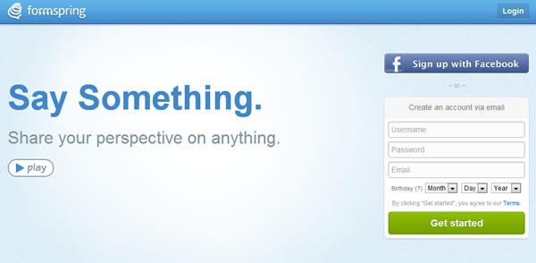 Formspring sufre un ataque y se comprometen  420.000 cuentas de usuarios
