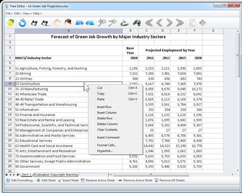 Free Editor: Abrir y editar muchos tipos de archivos con la misma aplicación