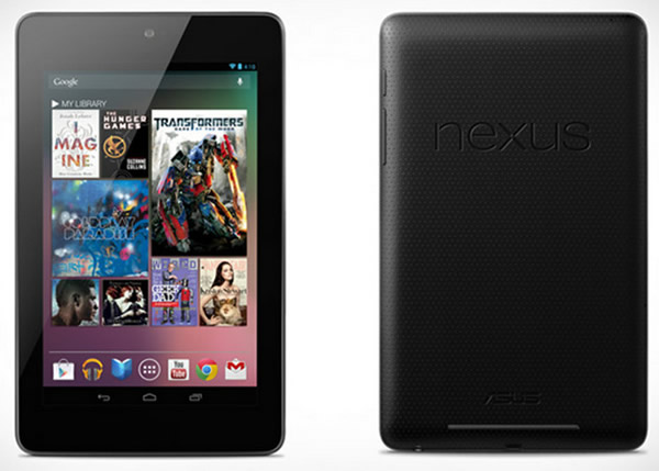Nexus 10, la posible Tablet de 10 pulgadas de Google