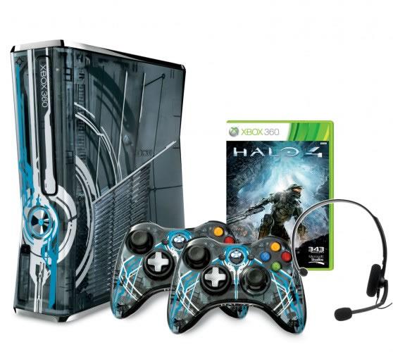 Precio Xbox 360 Halo 4