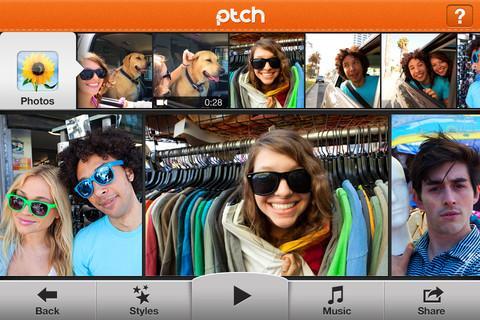 Un ex ejecutivo de Dreamworks crea Ptch, una nueva red social de videos para iPhone