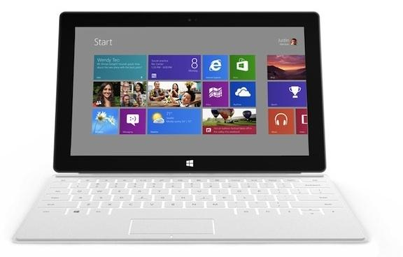 Microsoft confirma el lanzamiento de Surface para el 26 de octubre
