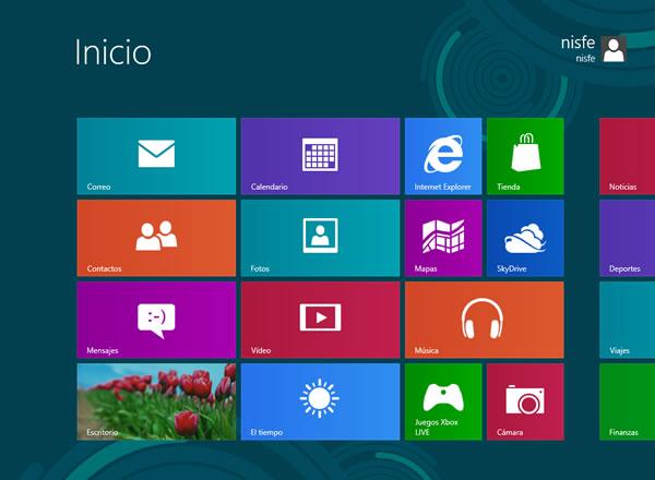 Actualizar a Windows 8