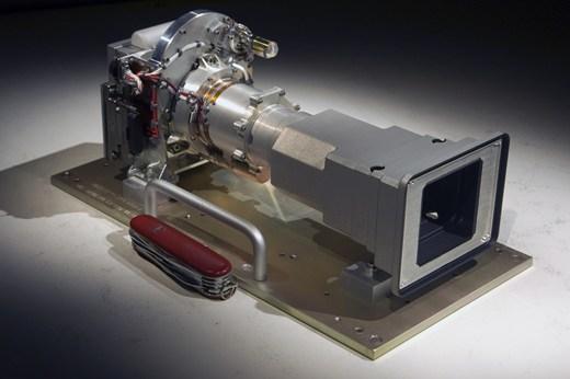 Porque la cámara de Curiosity solo tiene 2 megapíxeles