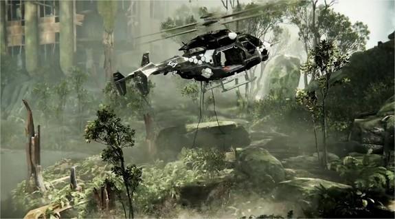 Crytek publica nuevas imágenes sorprendentes de Crysis 3 [video]