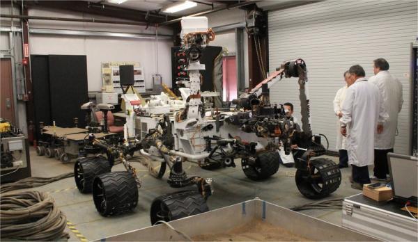 Curiosity: Descubre algunos de los motivos porque es el robot explorador más potente que existe