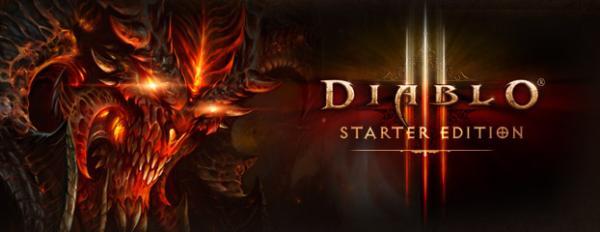Diablo III Starter Edition, versión gratuita del juego