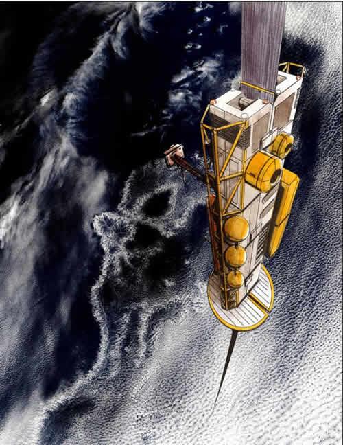 Elevador espacial LiftPort