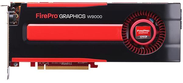 AMD anuncia su nueva línea de tarjetas gráficas FirePro W9000 GPU y las FirePro A300 y A320
