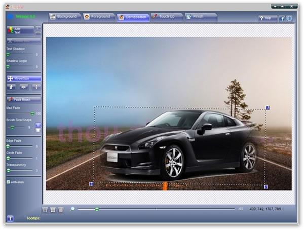 FotoMix: Crear fotomontajes de calidad