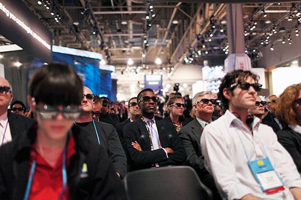 Nueva técnica podría eliminar el uso de gafas 3D en los cines