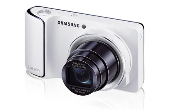 Galaxy Camera, Samsung revela su cámara compacta en la IFA 2012
