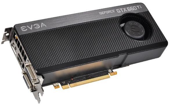 Nvidia GeForce GTX 660 Ti llega al mercado por menos de US$ 300