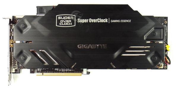 Gigabyte Radeon HD 7970: Tarjeta de video con cinco coolers incluidos