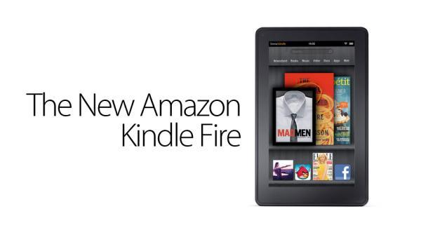Kindle Fire será presentado el día 6 de septiembre
