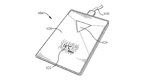 Microsoft registra la patente de un cargador inalámbrico muy completo