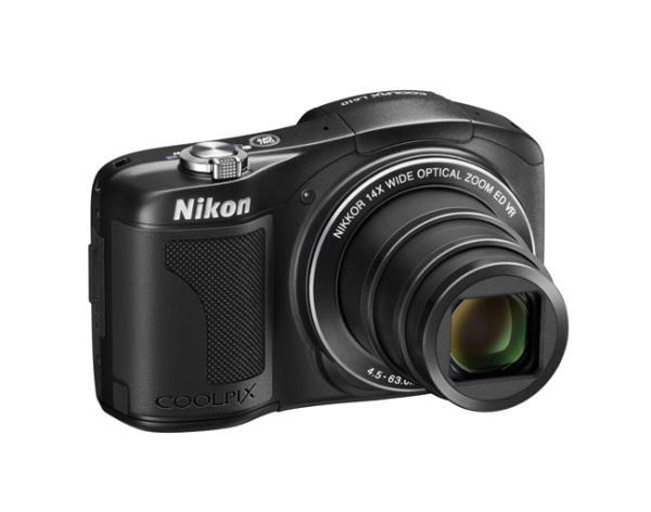Nikon anuncia cámara Coolpix L610 de 16 megapíxeles con grabación Full HD