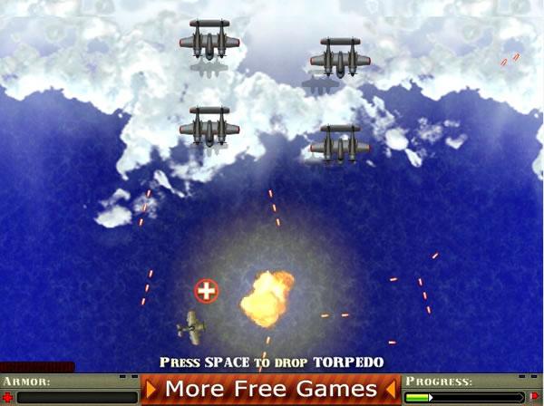 Pacific War, juego online de acción ambientado en la segunda guerra mundial