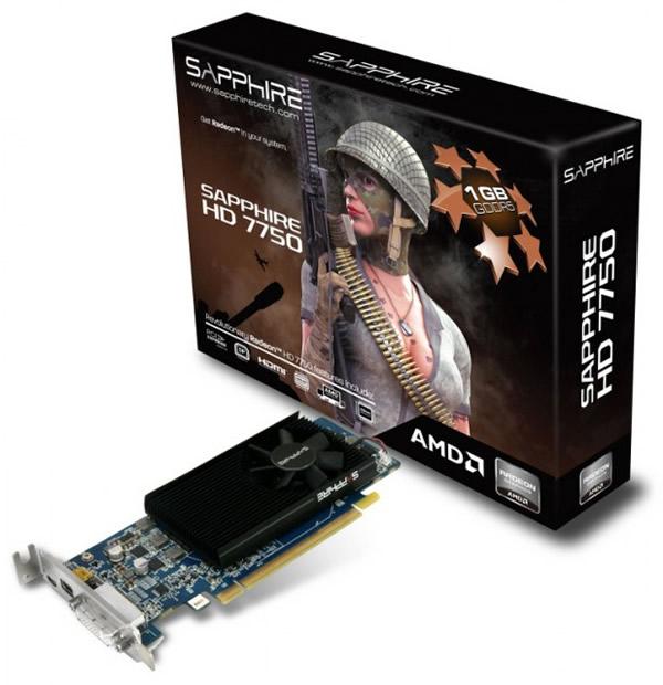 Sapphire lanzara una tarjeta de video Radeon para el mercado de bajo coste